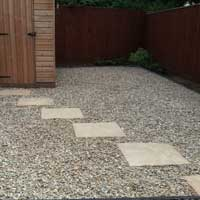 previous work by GS Landscaping
